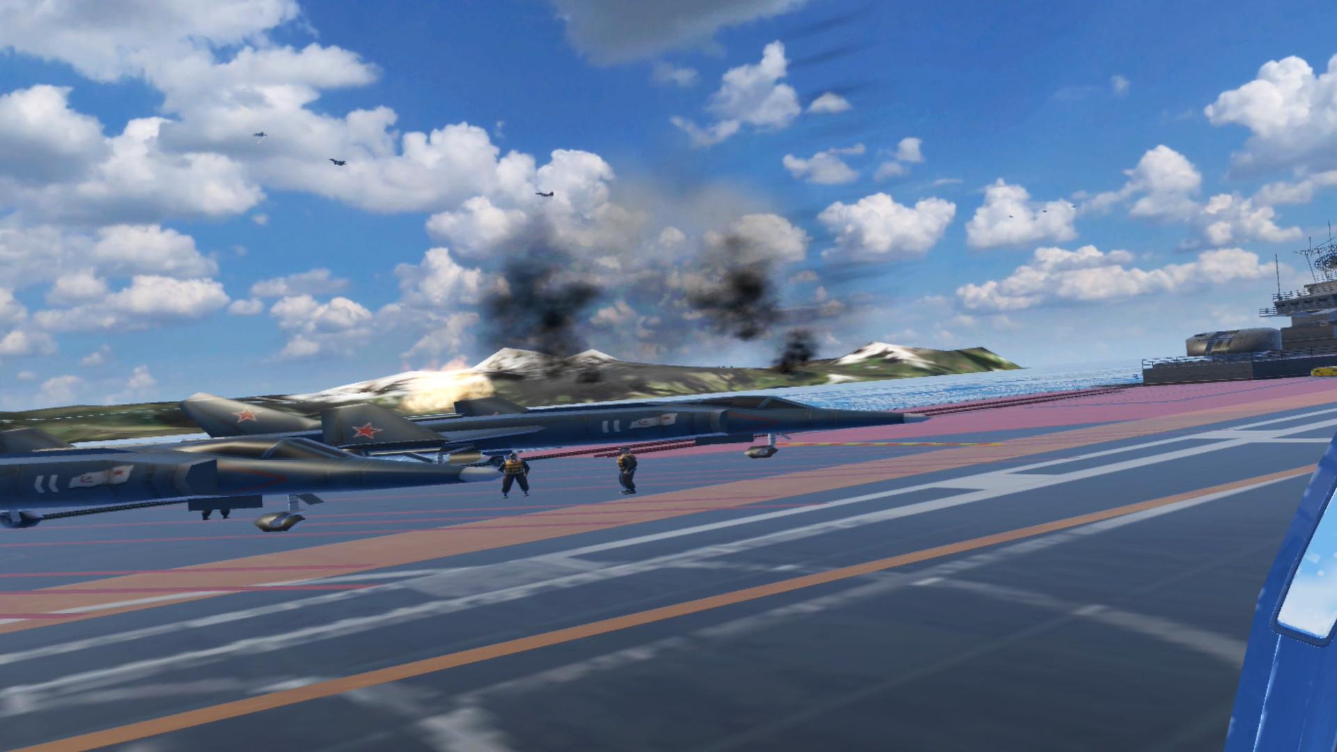 Defend The Peace - Air Combat VR screenshot
