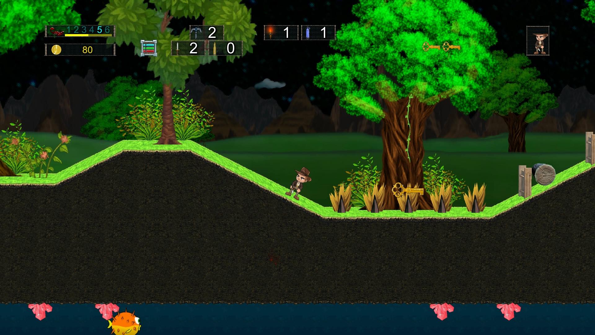 Jungles of Maxtheria screenshot