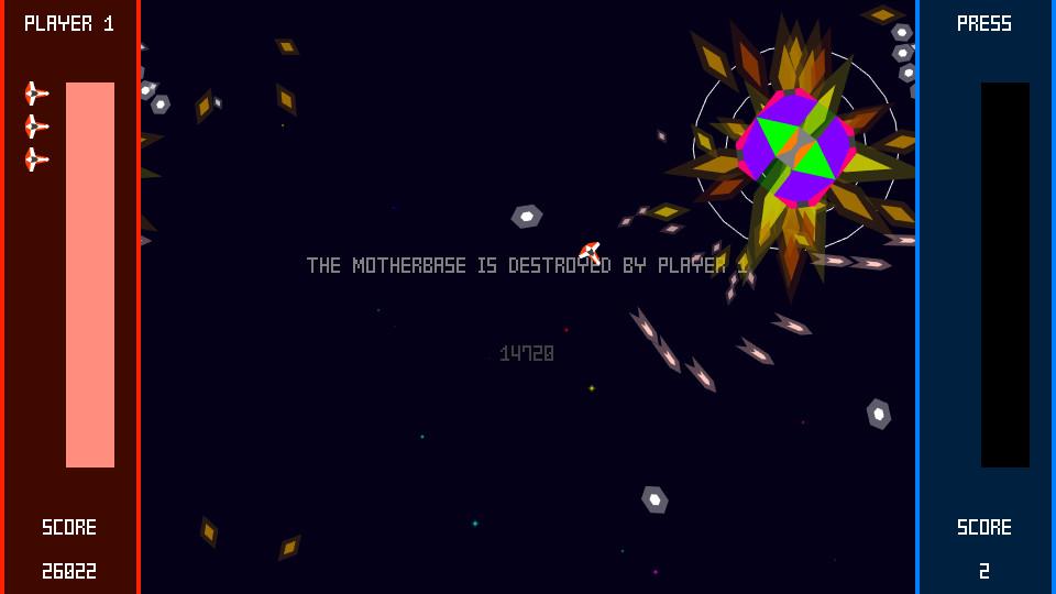 Xentron Attack screenshot