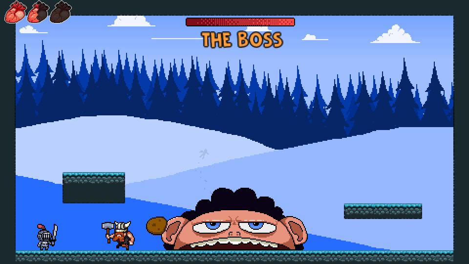 Fury Knight screenshot