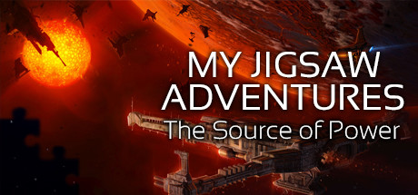 My Jigsaw Adventures - The Source of Power