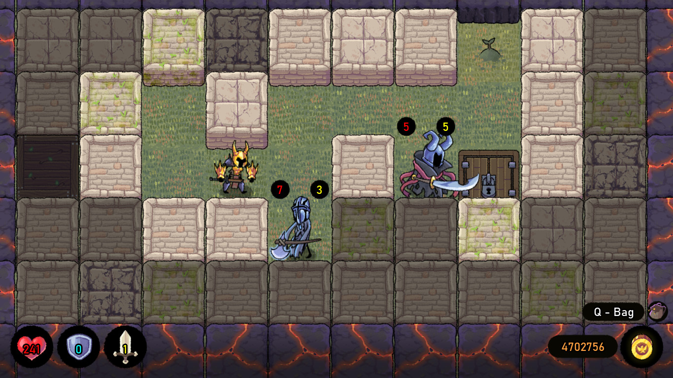 Block Dungeon screenshot