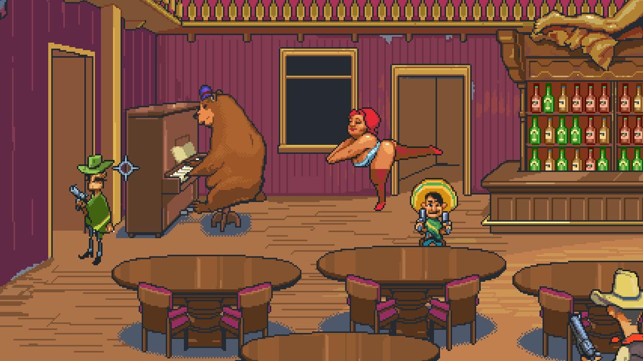 Wild Baffo screenshot