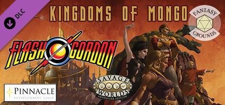 Fantasy Grounds - Flash Gordon Kingdoms of Mongo
