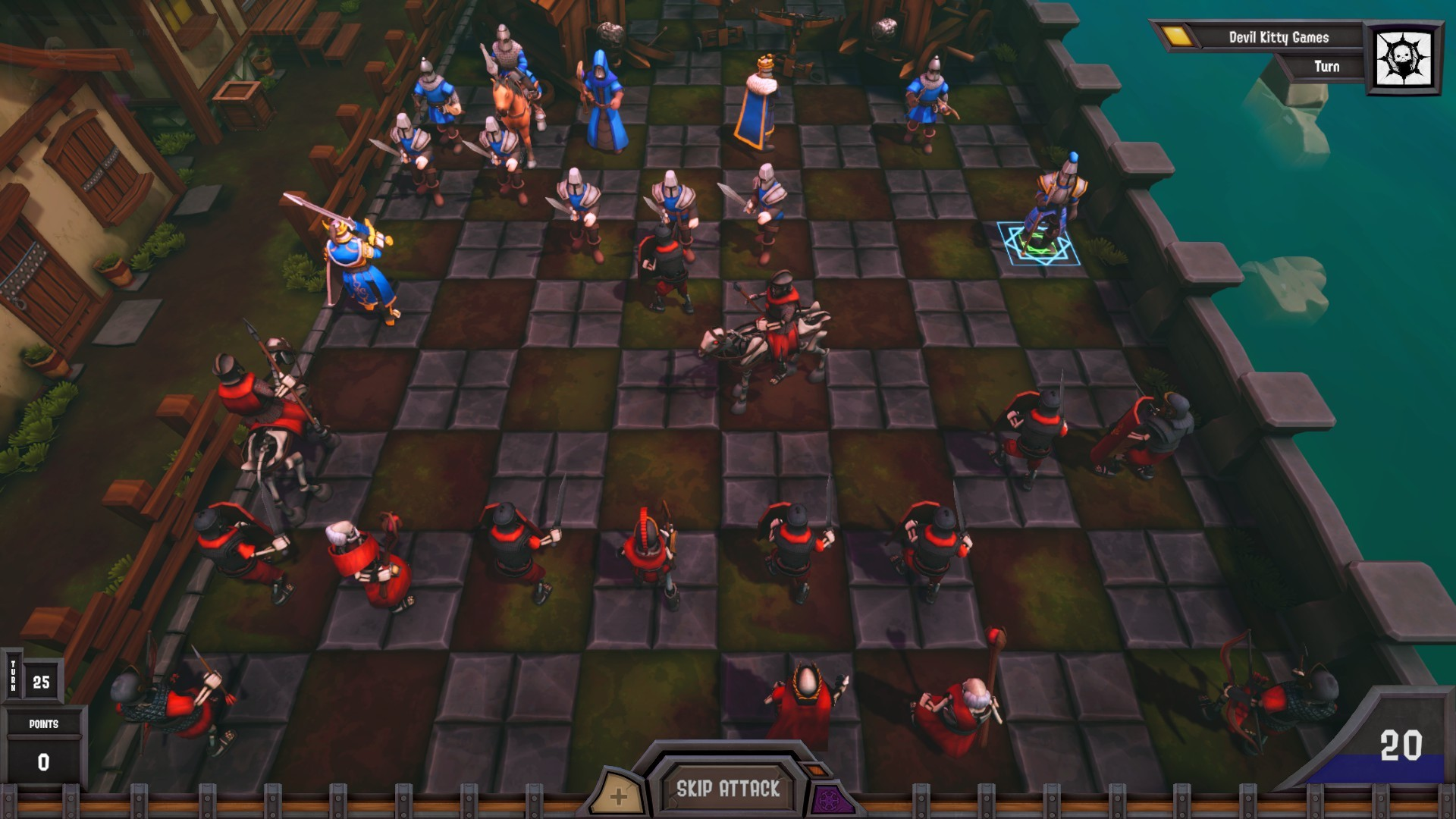 Chesstle screenshot