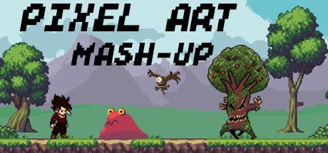 Pixel Art - Mash-Up