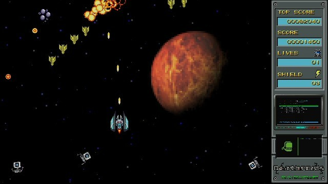 Deathroids Original Soundtrack screenshot