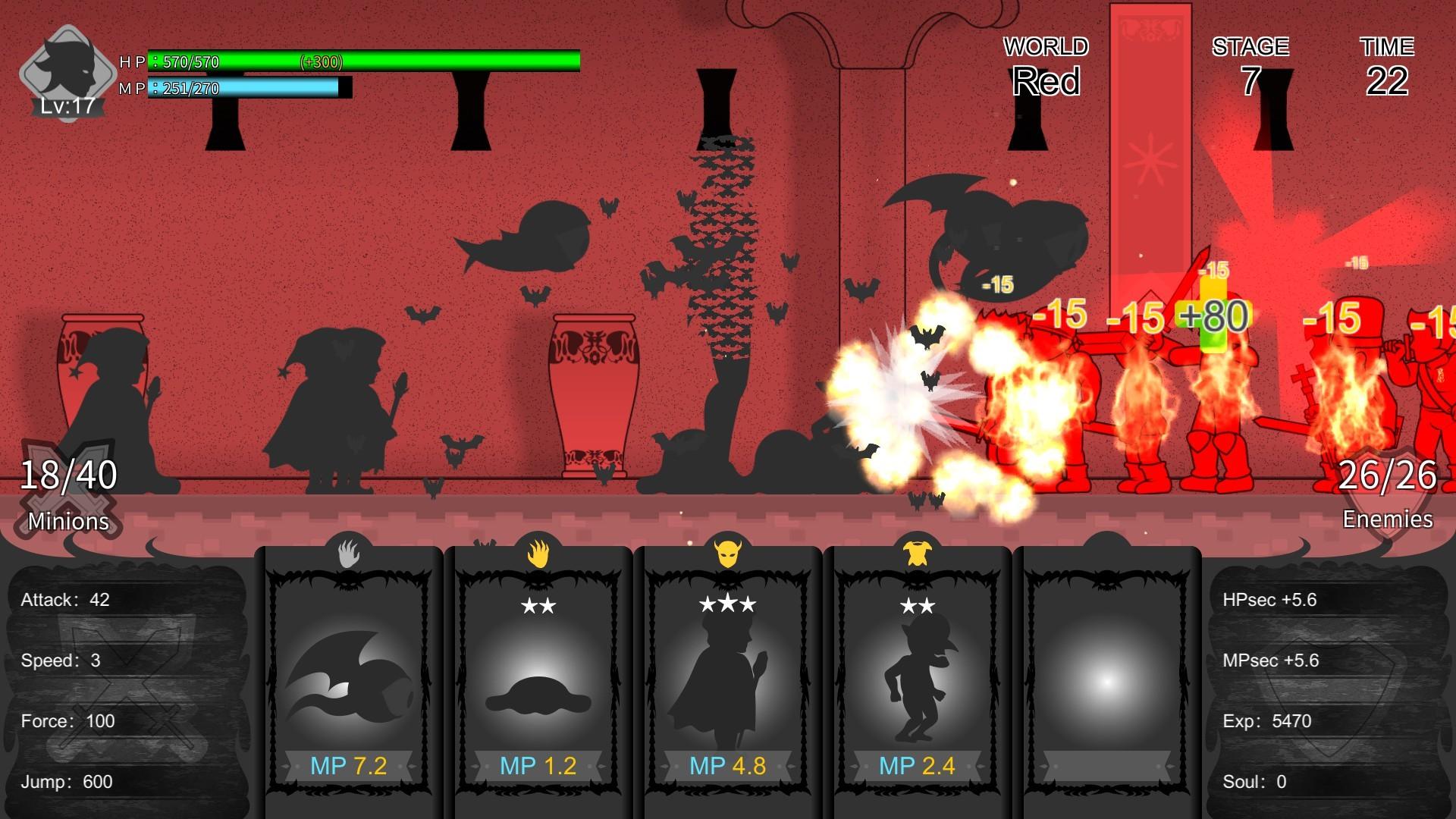 Black Maou & Rainbow Kingdom screenshot