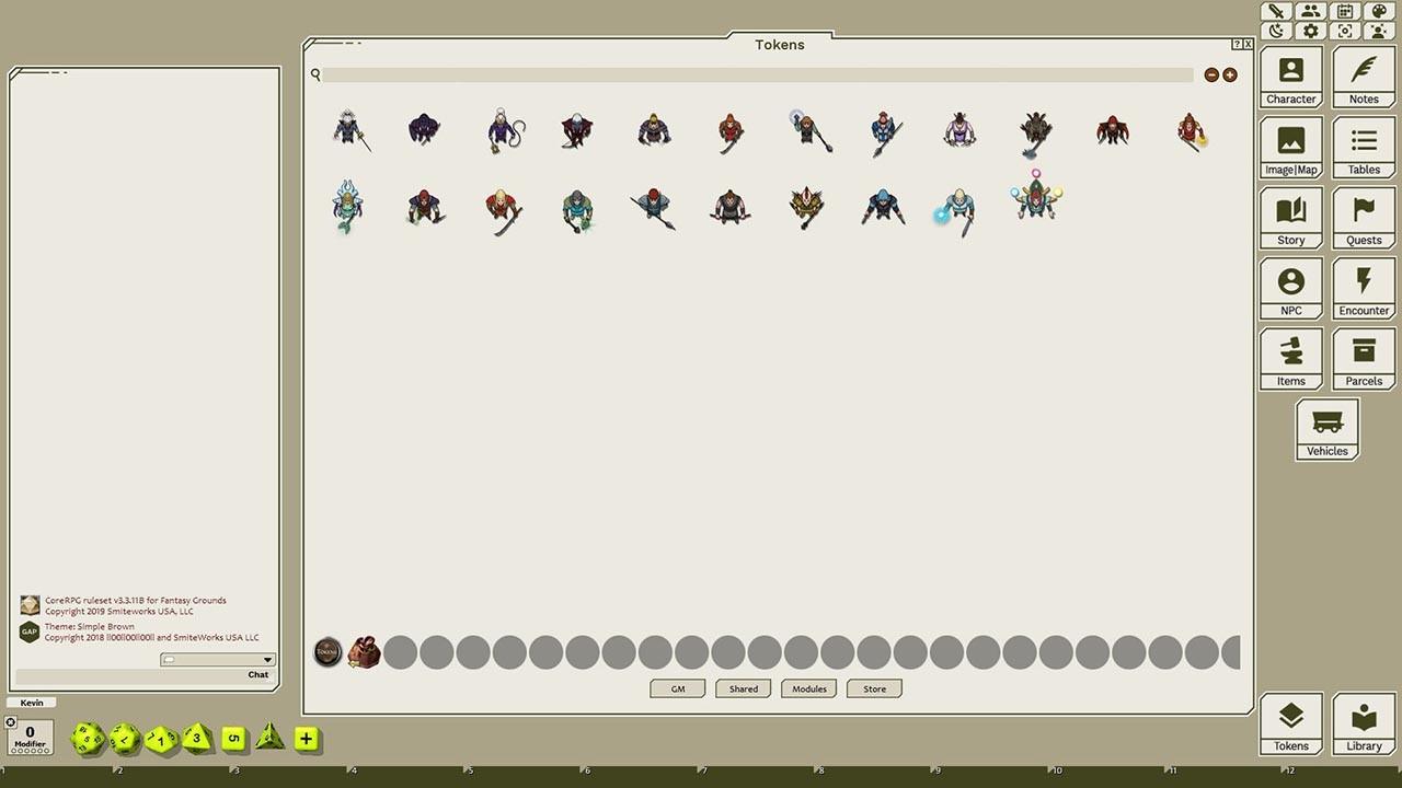 Fantasy Grounds - Around Elves! screenshot