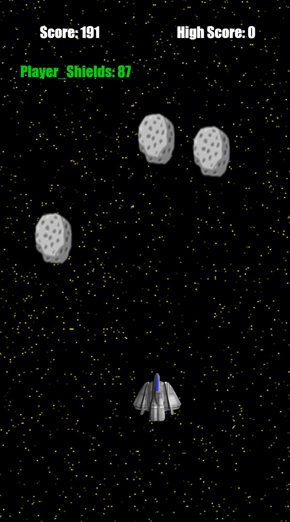 Earth Attack screenshot