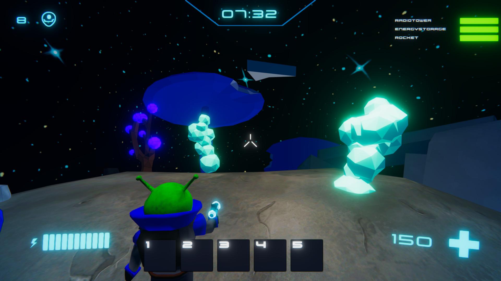 SpaceCrash screenshot