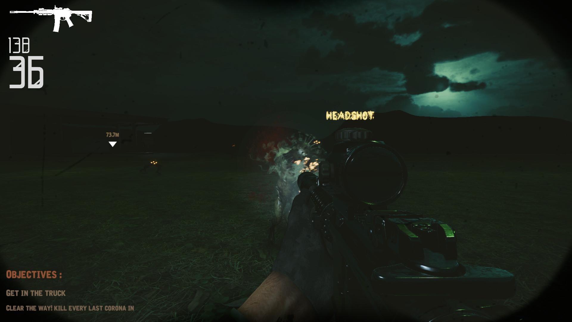 Z Arena screenshot