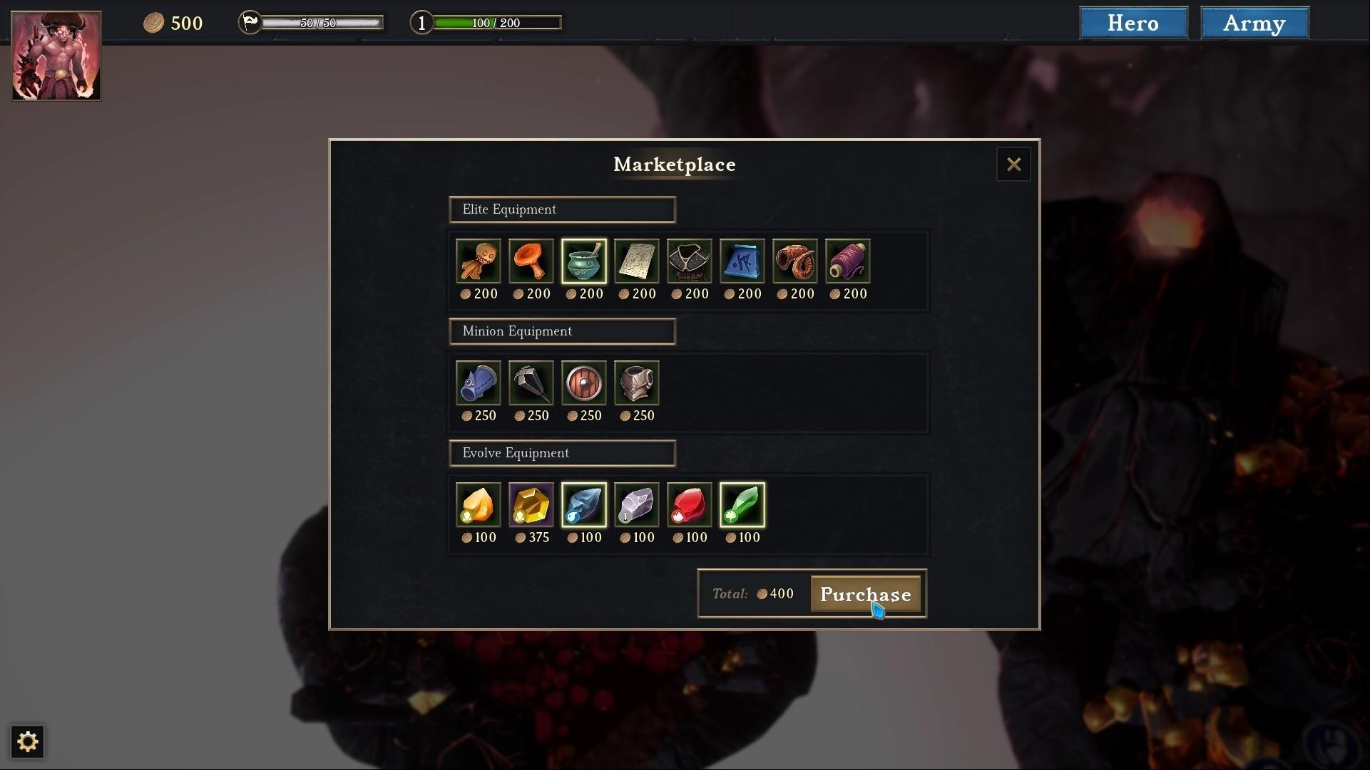 Quinterra screenshot