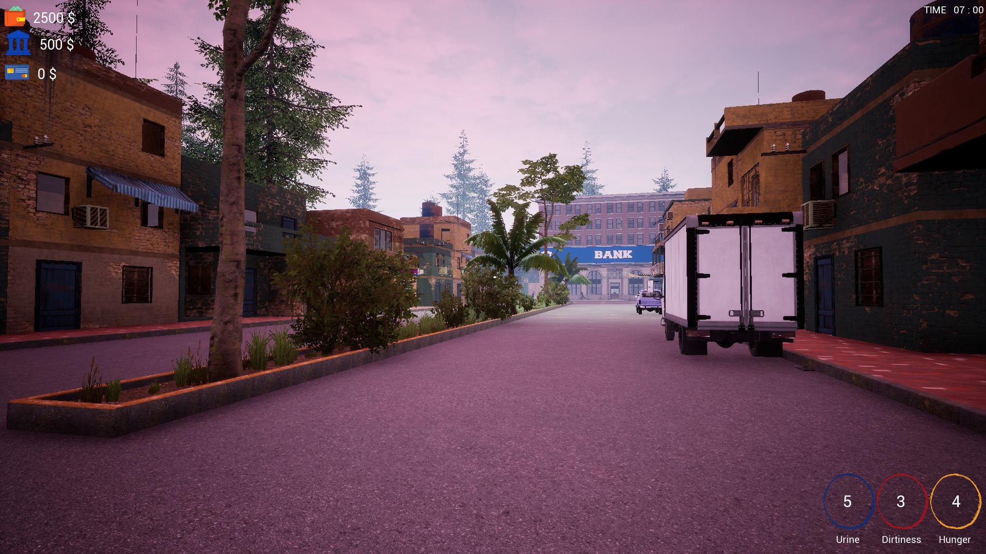 Trader Life Simulator screenshot
