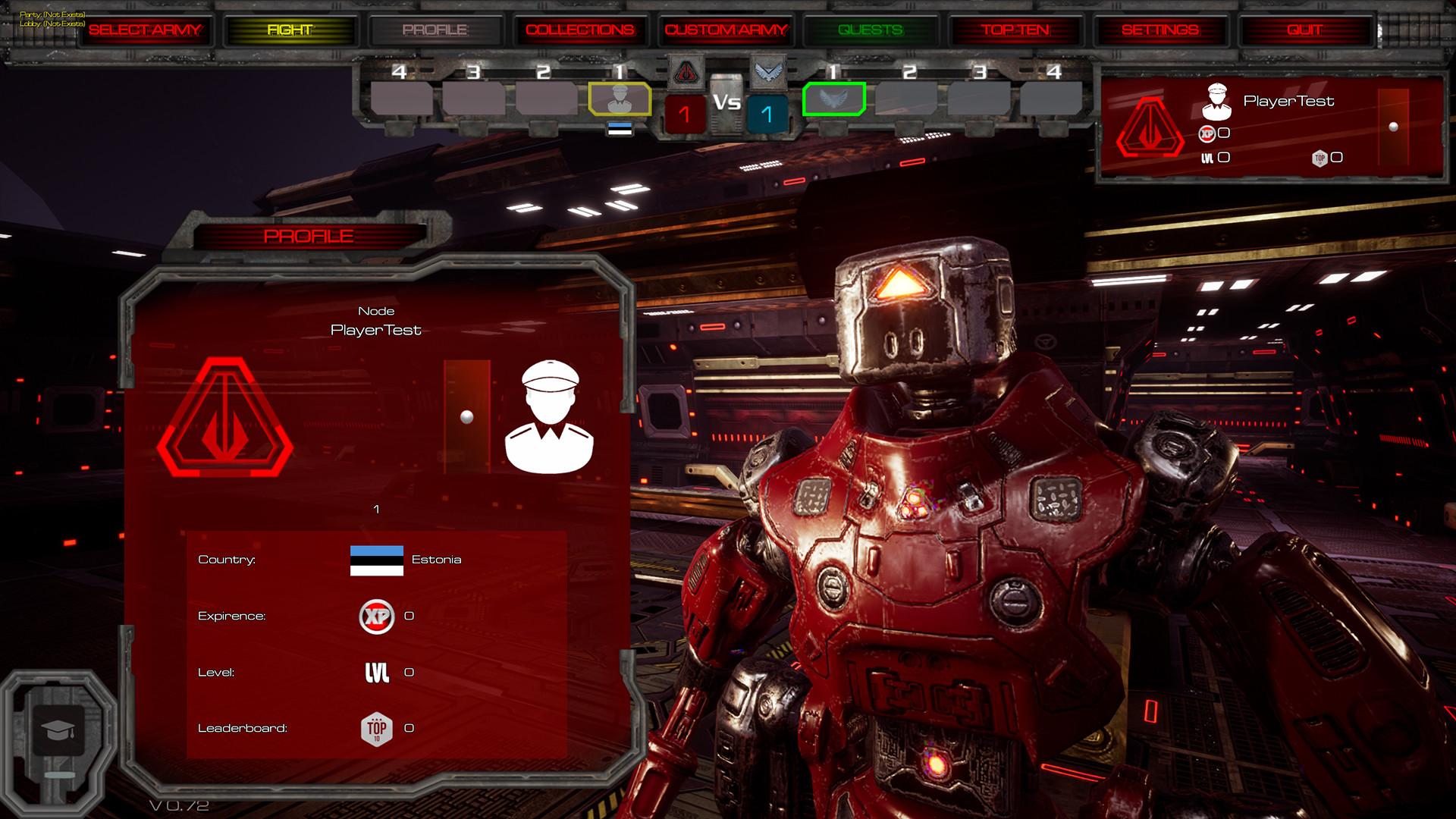 Inheritors2078 screenshot