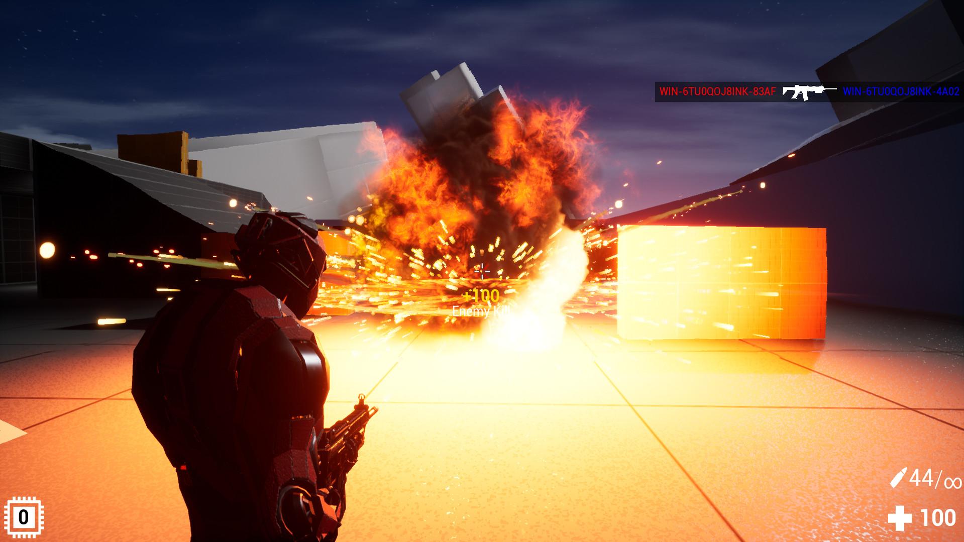 Fractal Fury screenshot