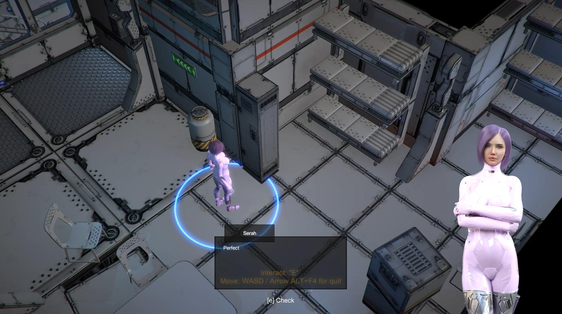 Beyond Polaris Guardian screenshot