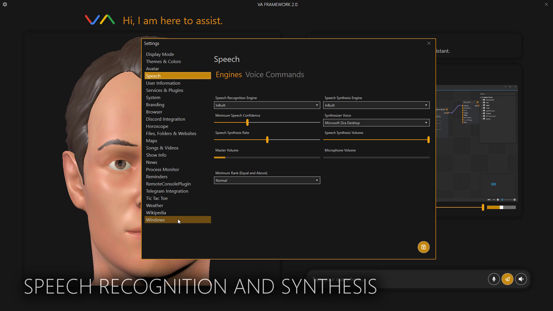 VA Framework - Build Your AI screenshot