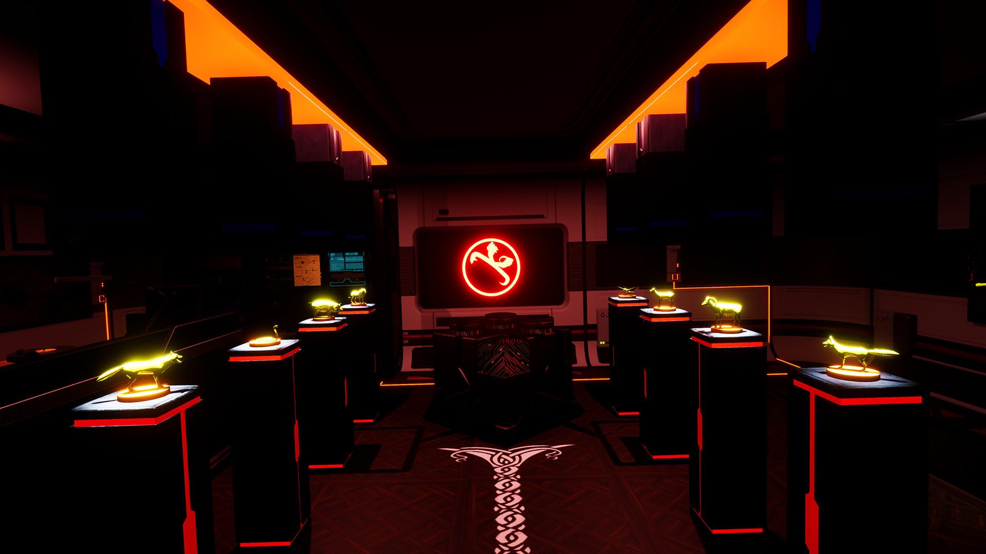 DEUS EX MACHINA: Episode 1 screenshot