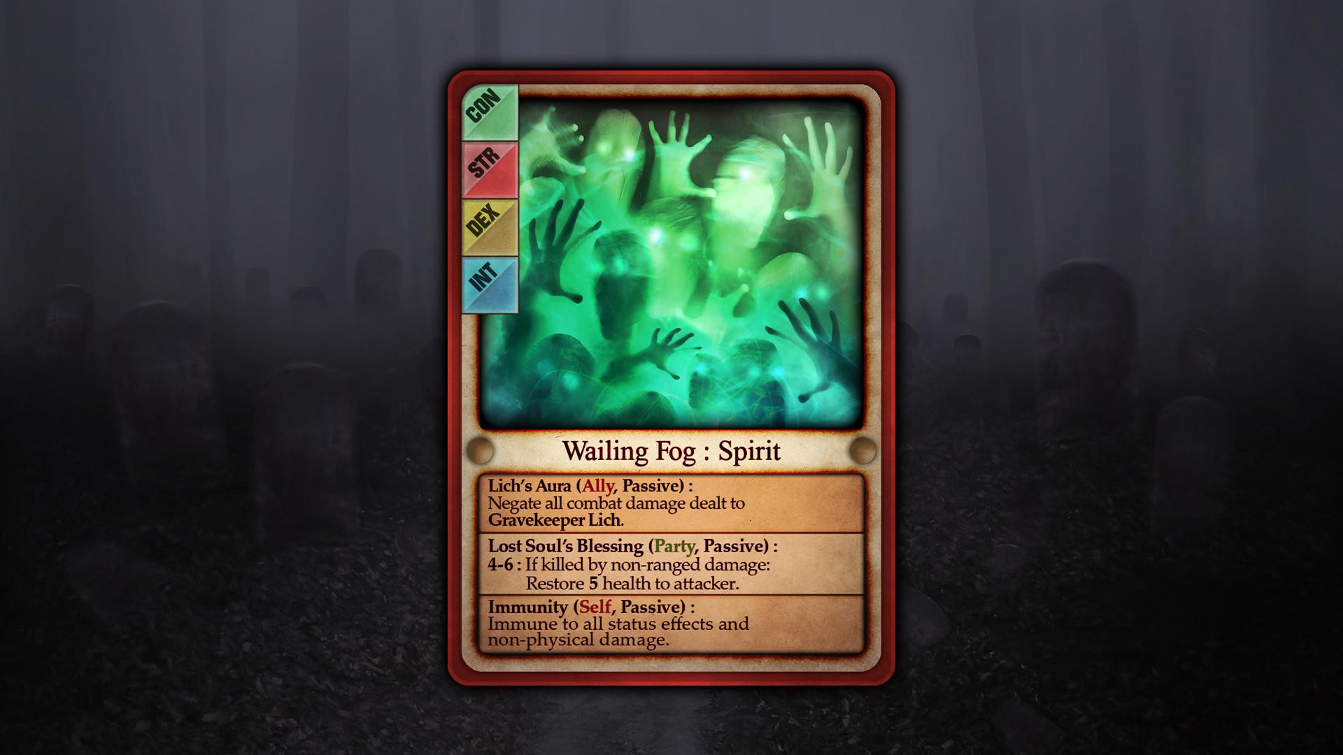 Guardians of Greyrock - Card Pack: Ancient Necropolis screenshot