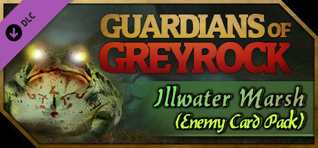 Guardians of Greyrock - Card Pack: Illwater Marsh