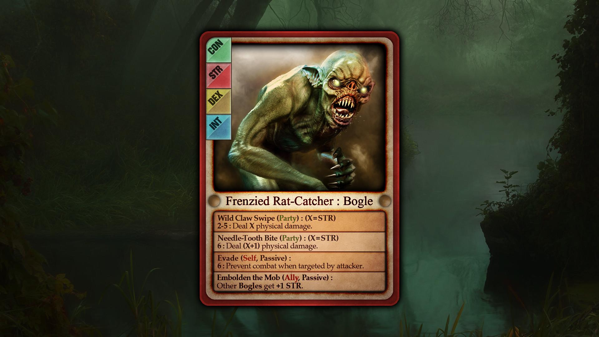 Guardians of Greyrock - Card Pack: Illwater Marsh screenshot