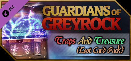 Guardians of Greyrock - Card Pack: Traps And Treasure