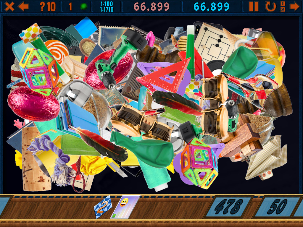 Clutter Evolution: Beyond Xtreme screenshot