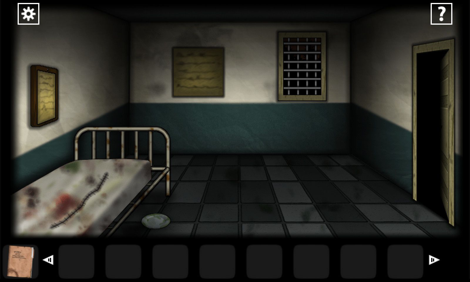 Forgotten Hill First Steps screenshot