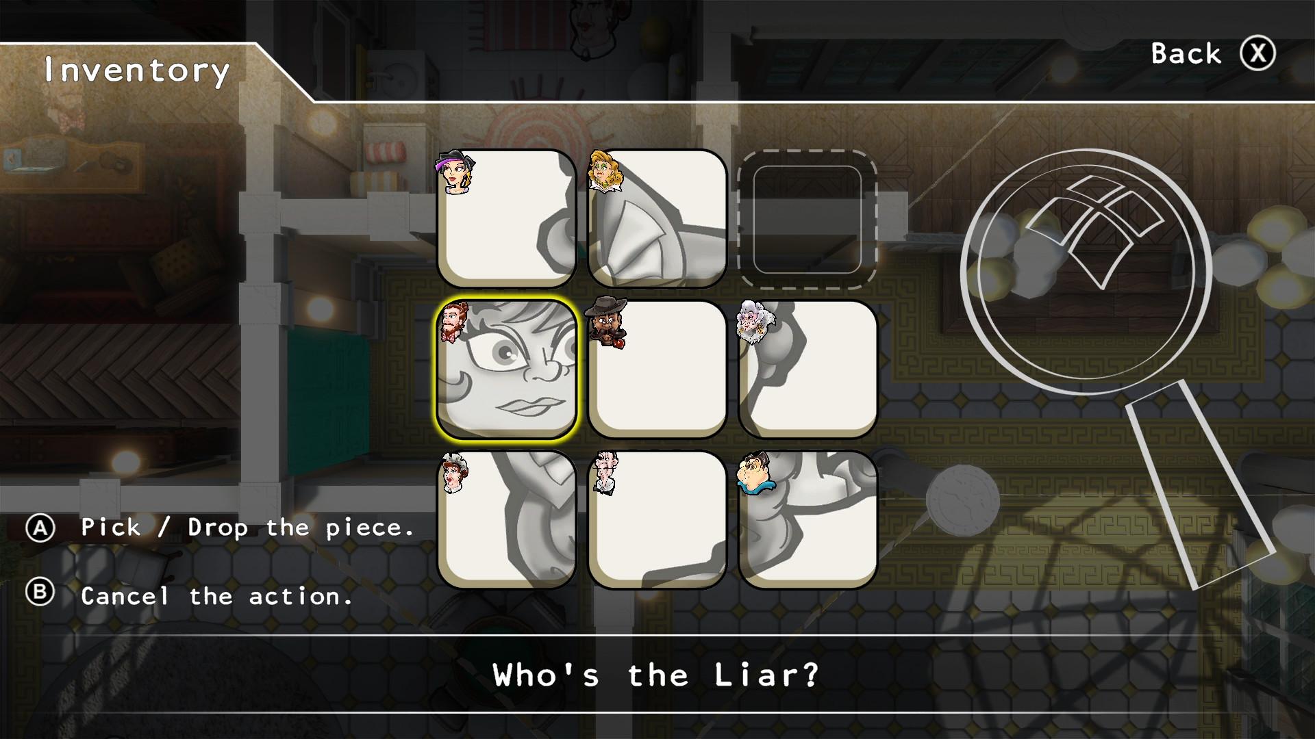 Who is the Liar? screenshot