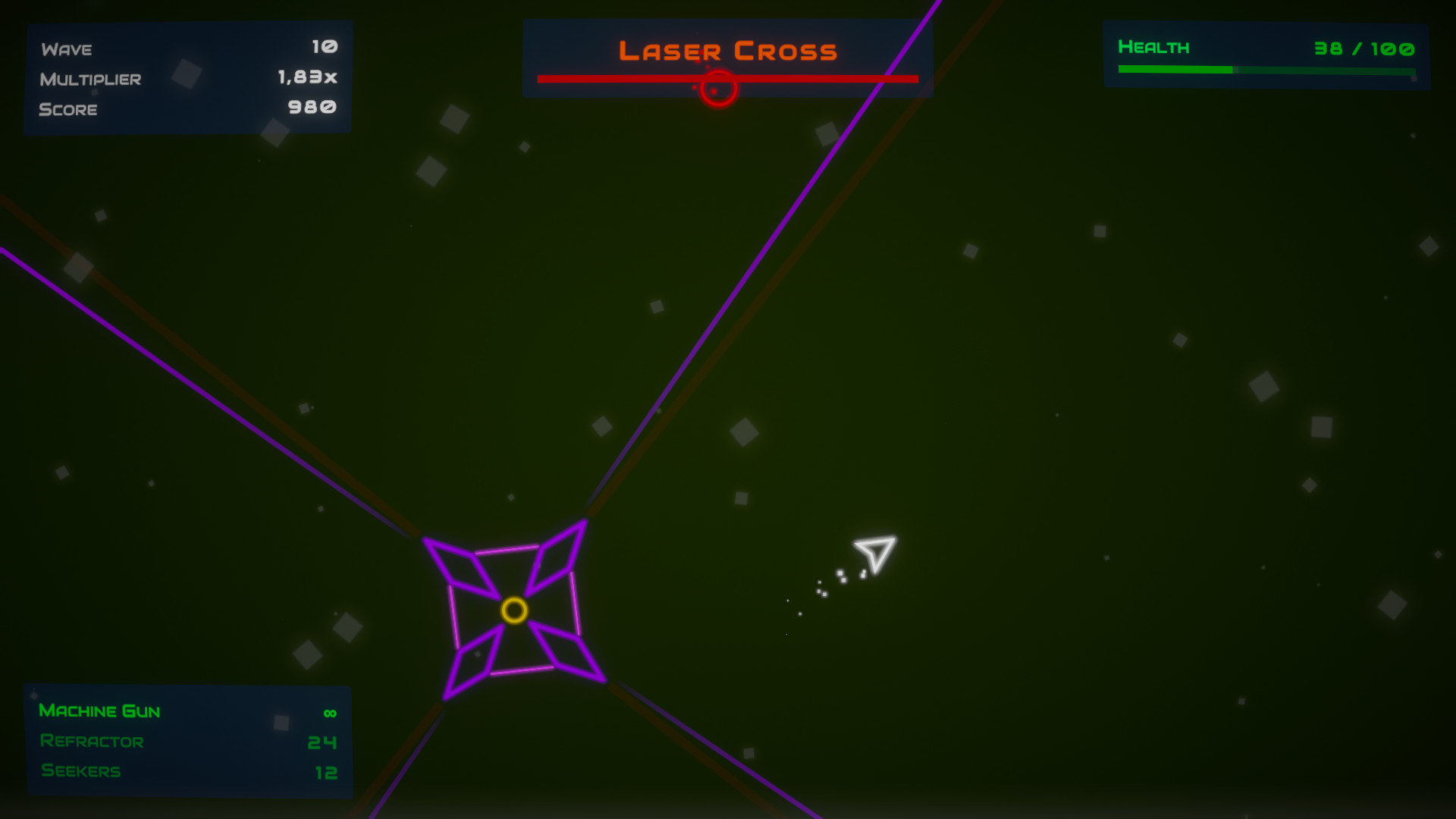 Vectro Blast screenshot