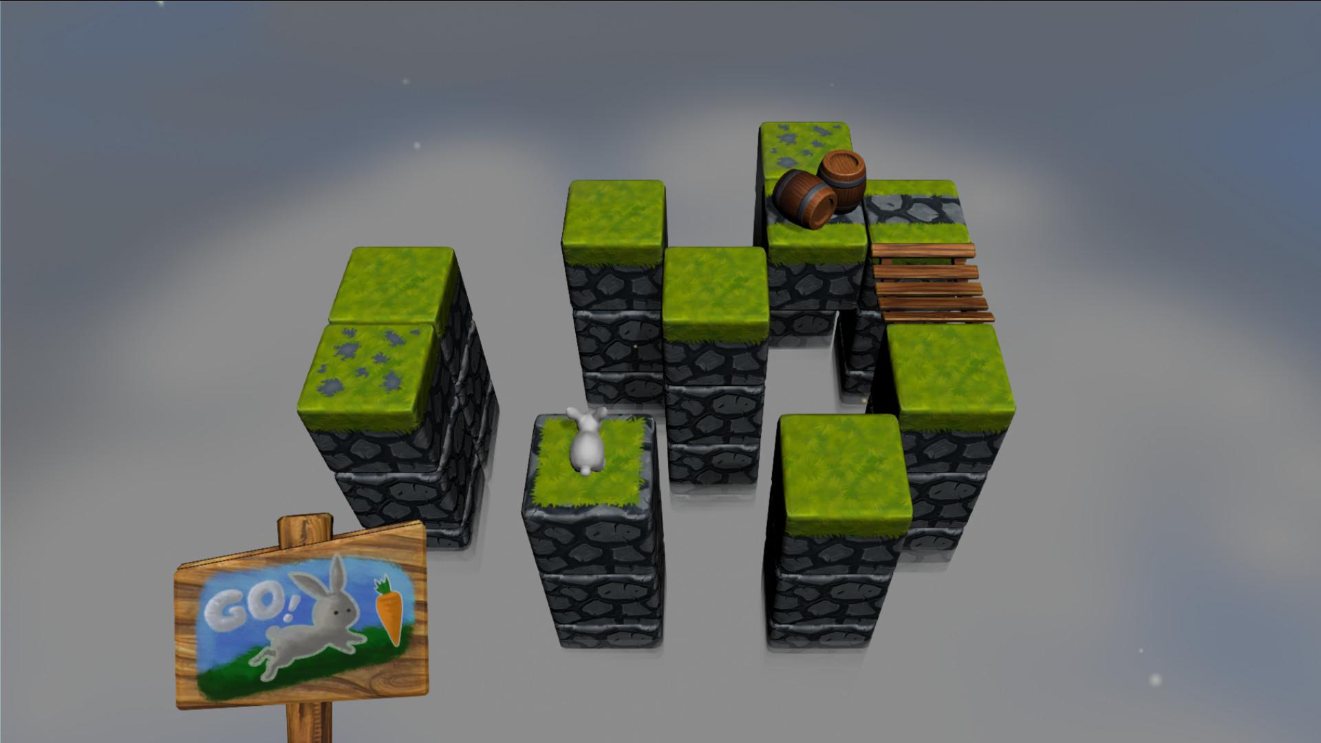 Bunny's Trail screenshot