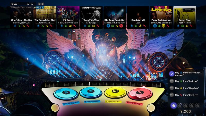 """FUSER - Dee-Lite - """"Groove is in the Heart"""" screenshot"""