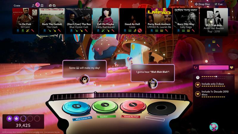 """FUSER - Zedd & Griff - """"Inside Out"""" screenshot"""
