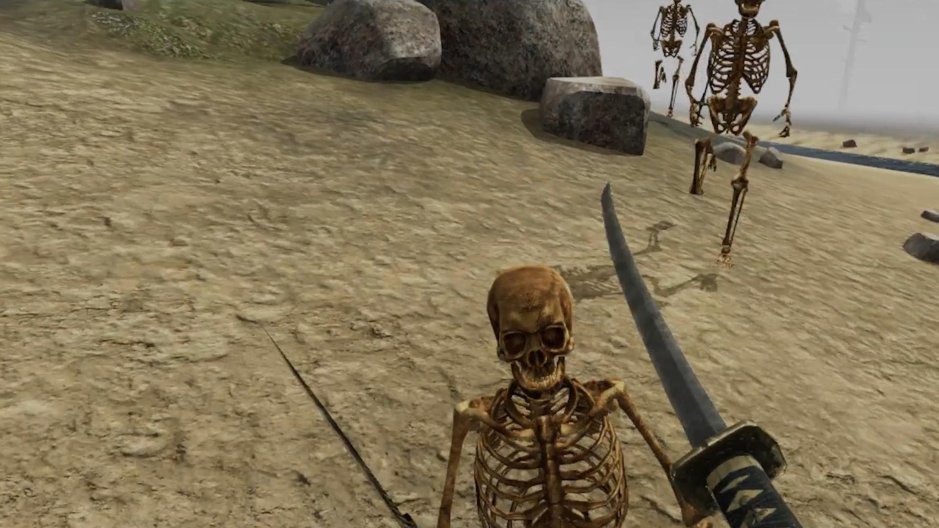 Dragon's Fury VR screenshot