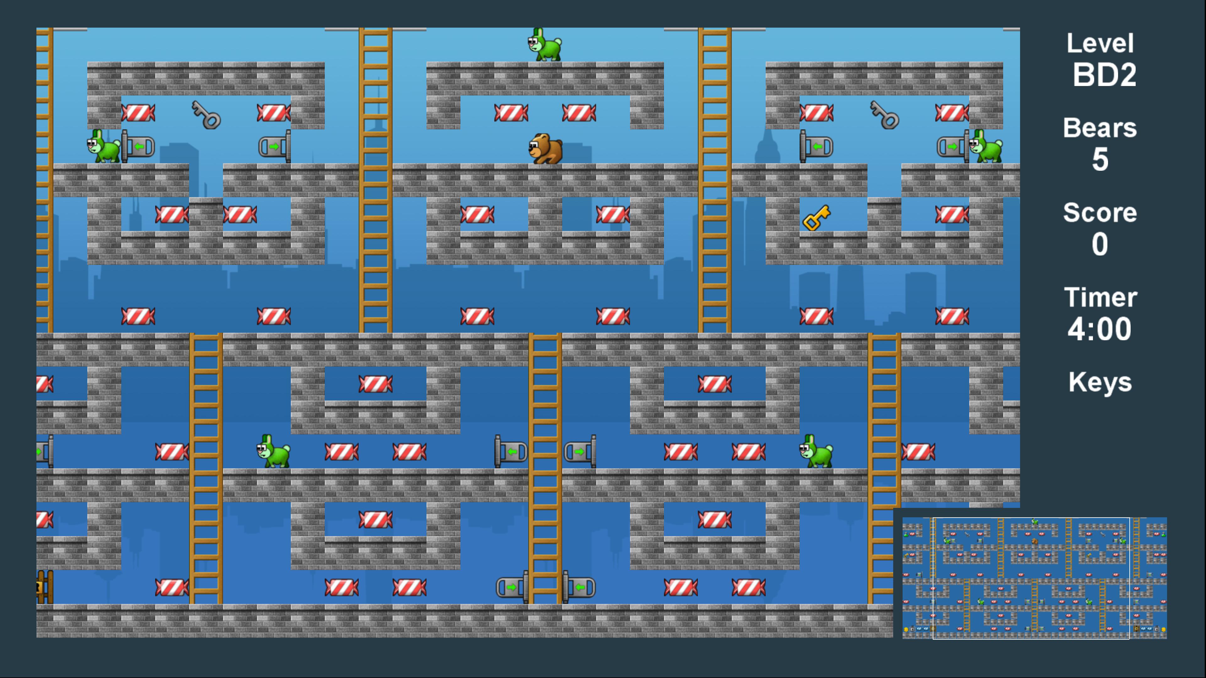 Candy Bear 2 screenshot