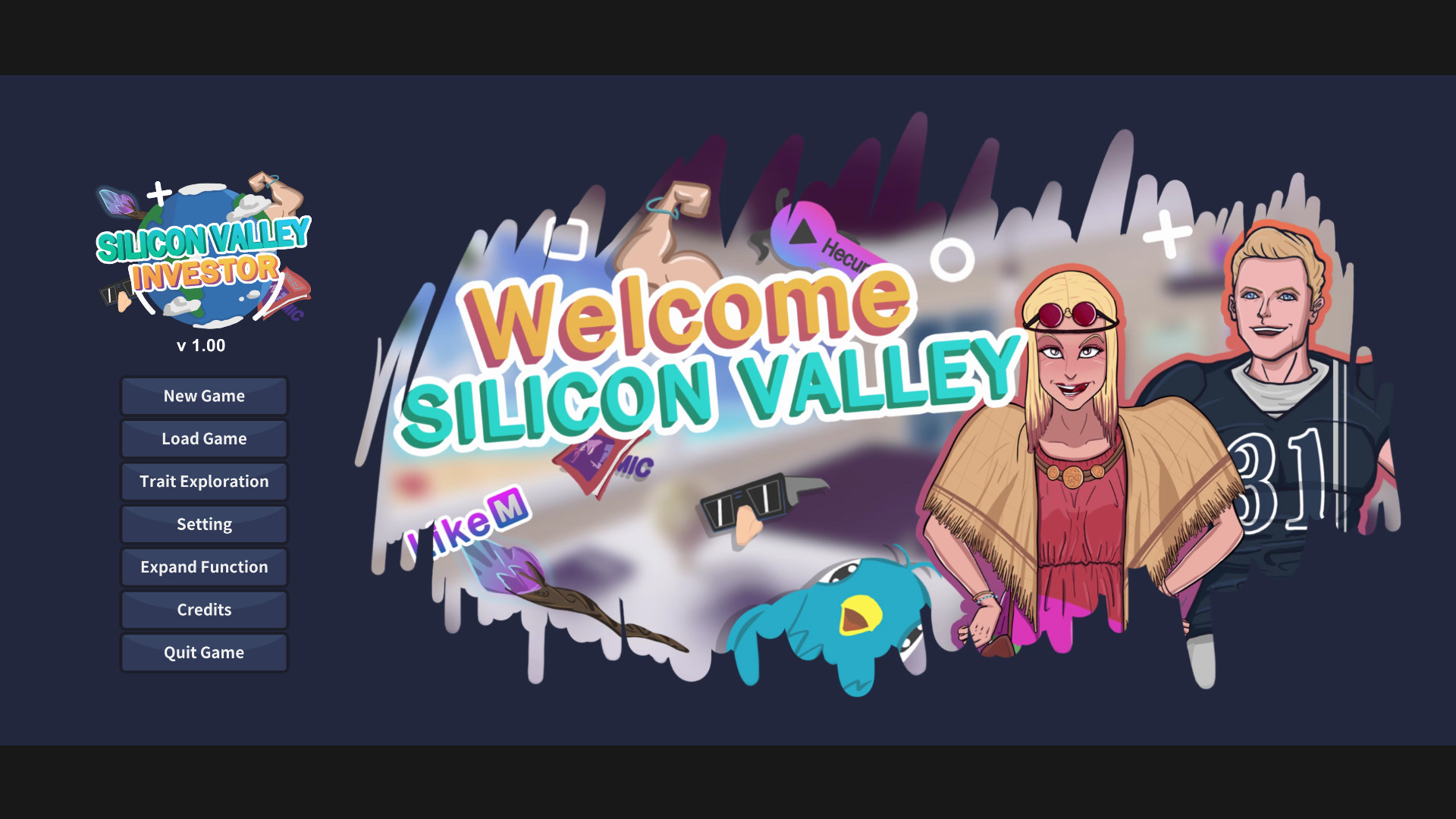 Silicon Valley Investor screenshot