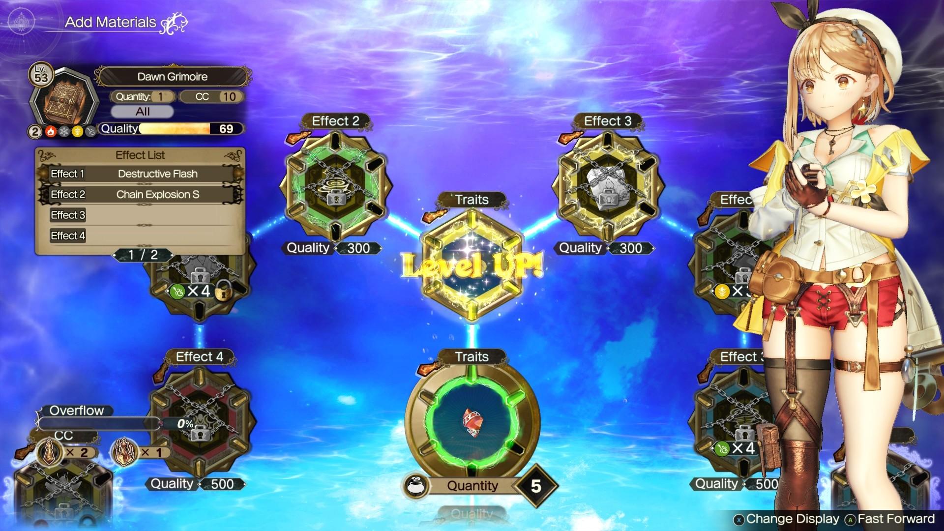 "Atelier Ryza 2: Recipe Expansion Pack ""The Art of Battle"" screenshot"