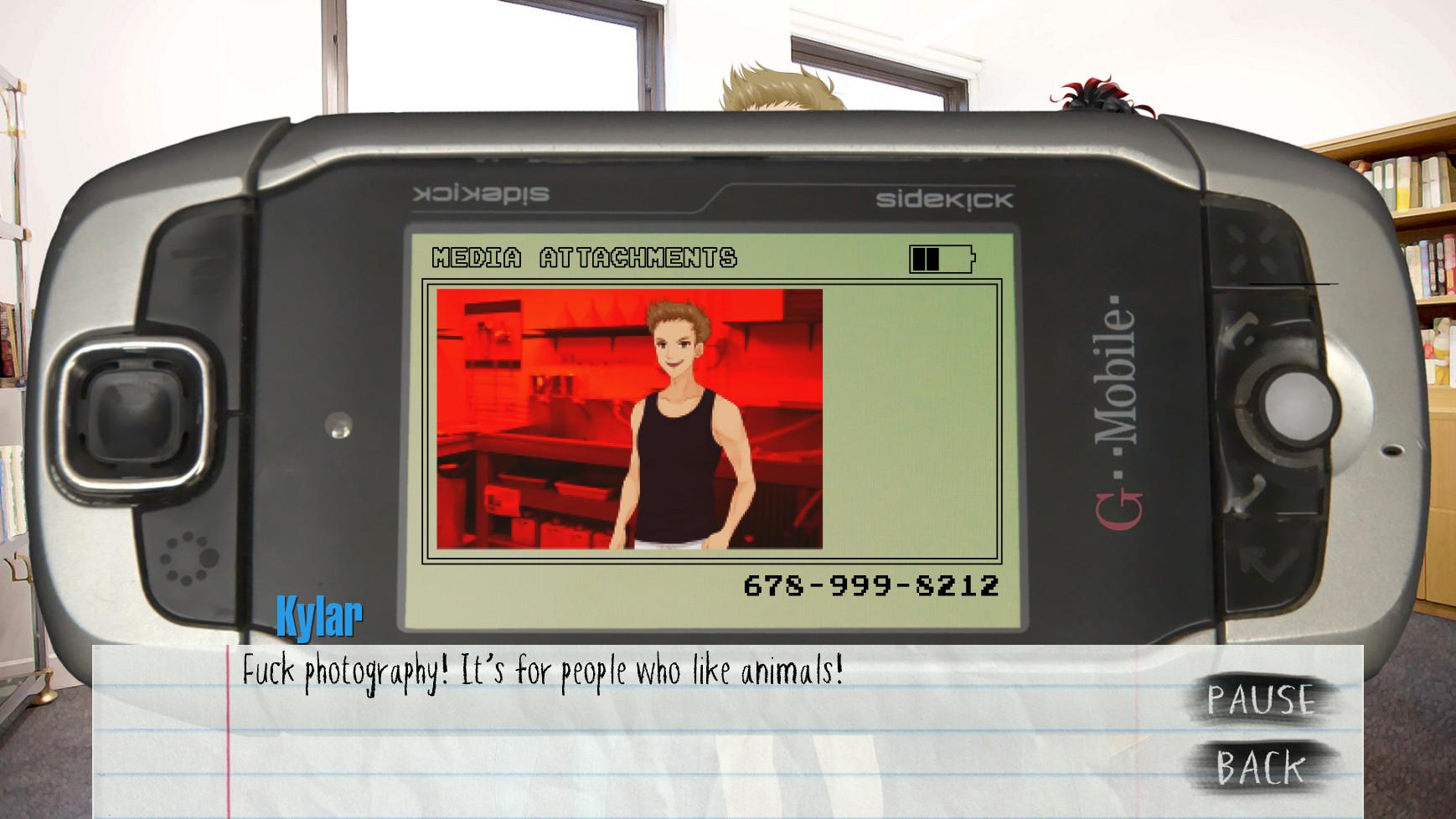 Class of '09 screenshot