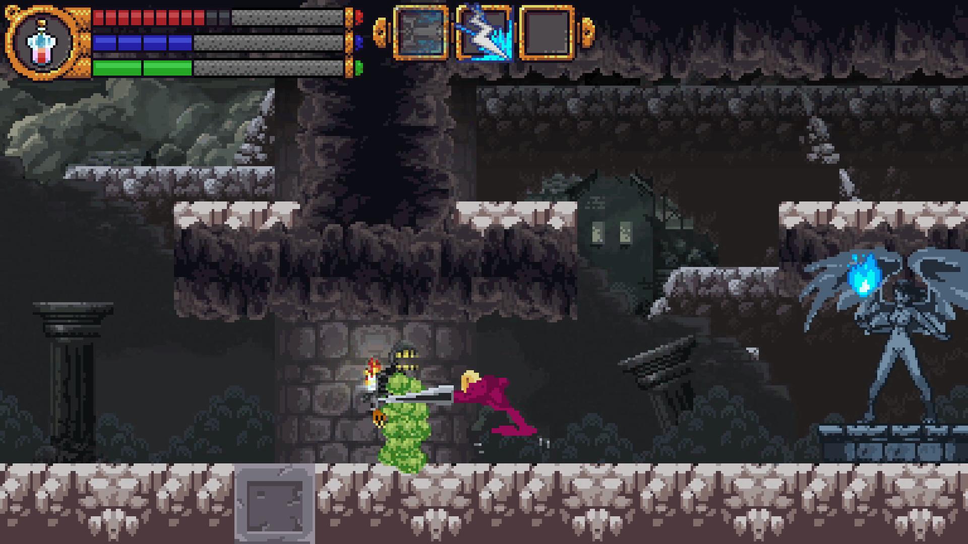 The Skylia Prophecy screenshot