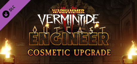 Warhammer: Vermintide 2 - Outcast Engineer Cosmetic Upgrade
