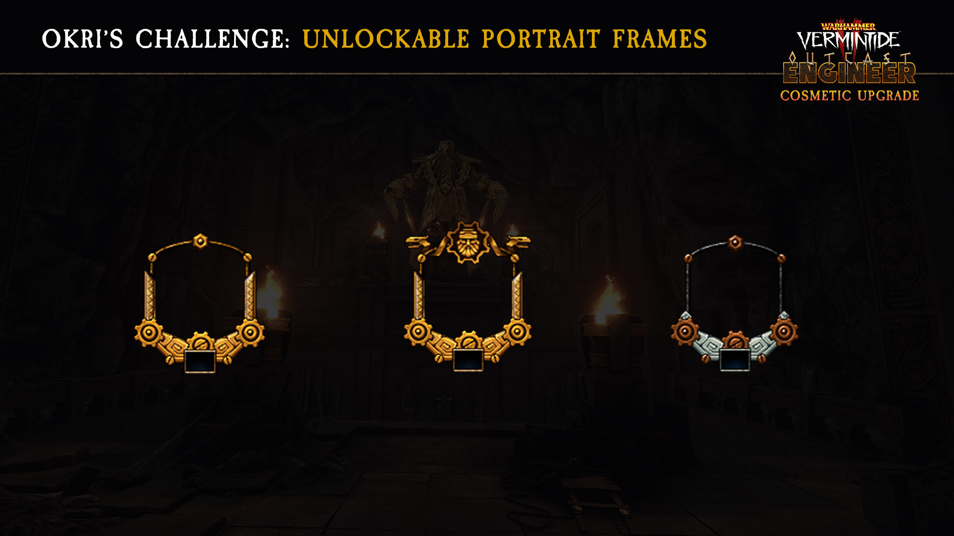 Warhammer: Vermintide 2 - Outcast Engineer Cosmetic Upgrade screenshot
