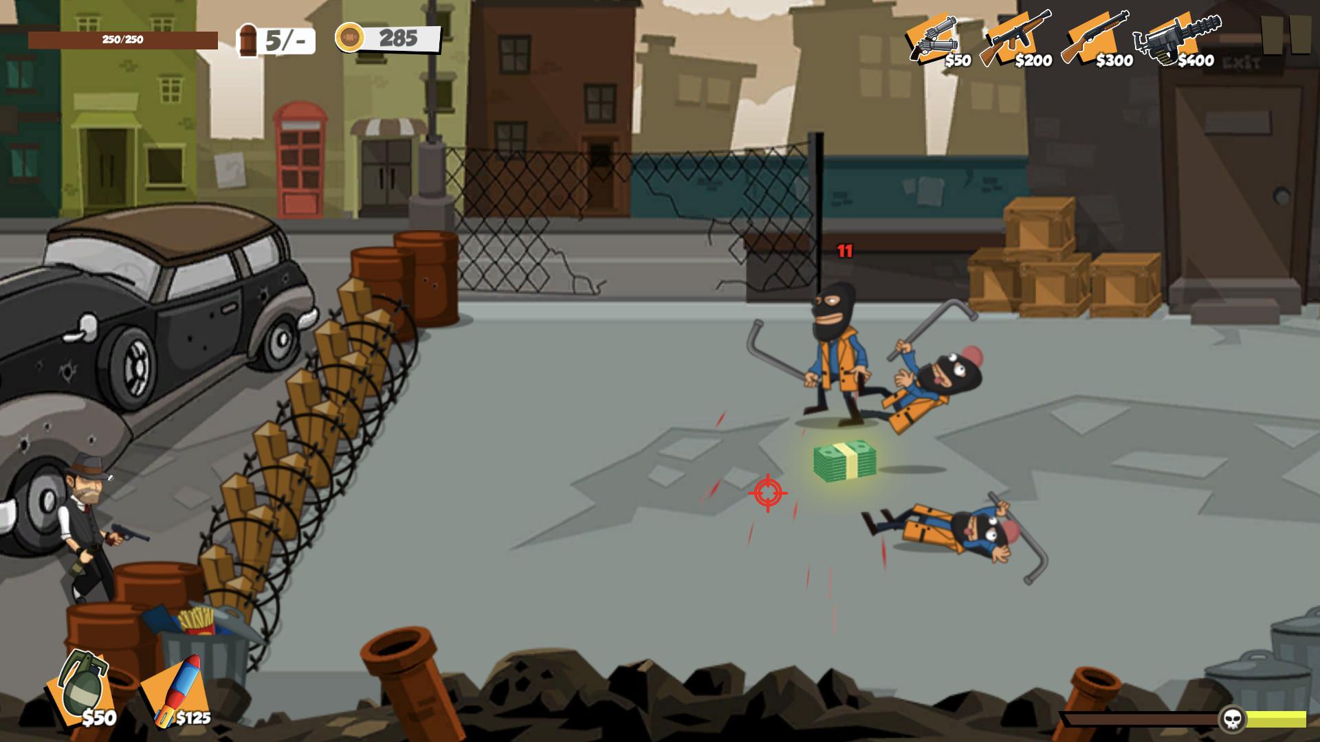 Crazy Mafioso screenshot