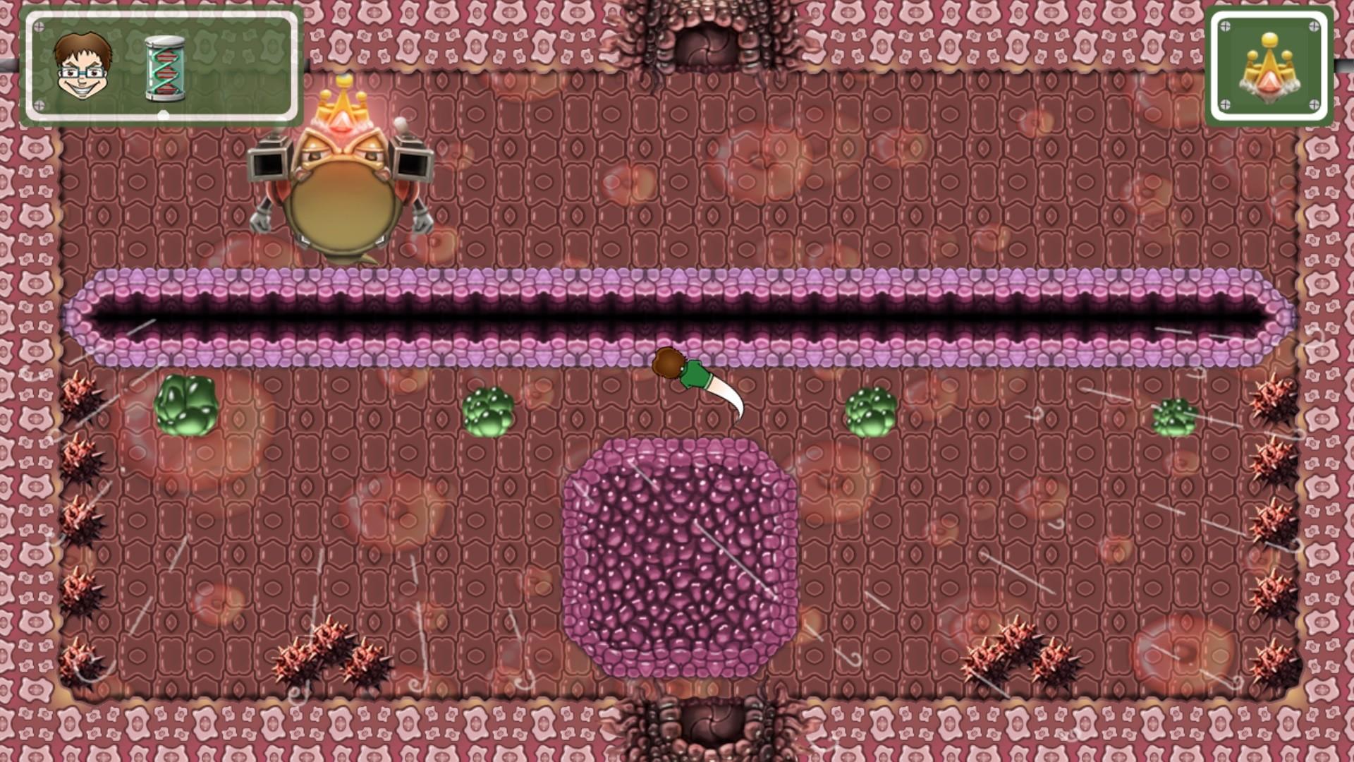 Born Race screenshot