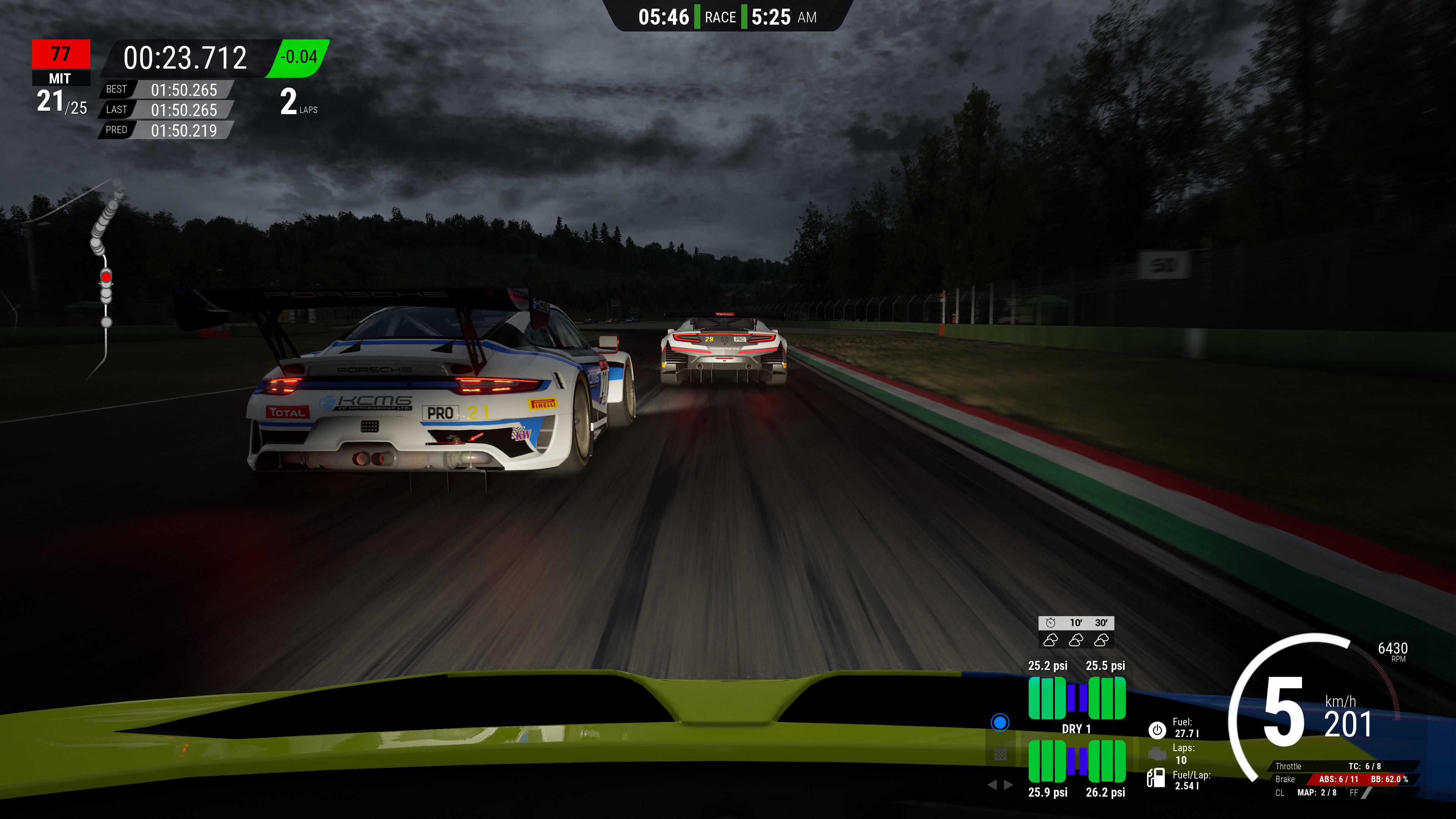 Assetto Corsa Competizione - 2020 GT World Challenge Pack screenshot