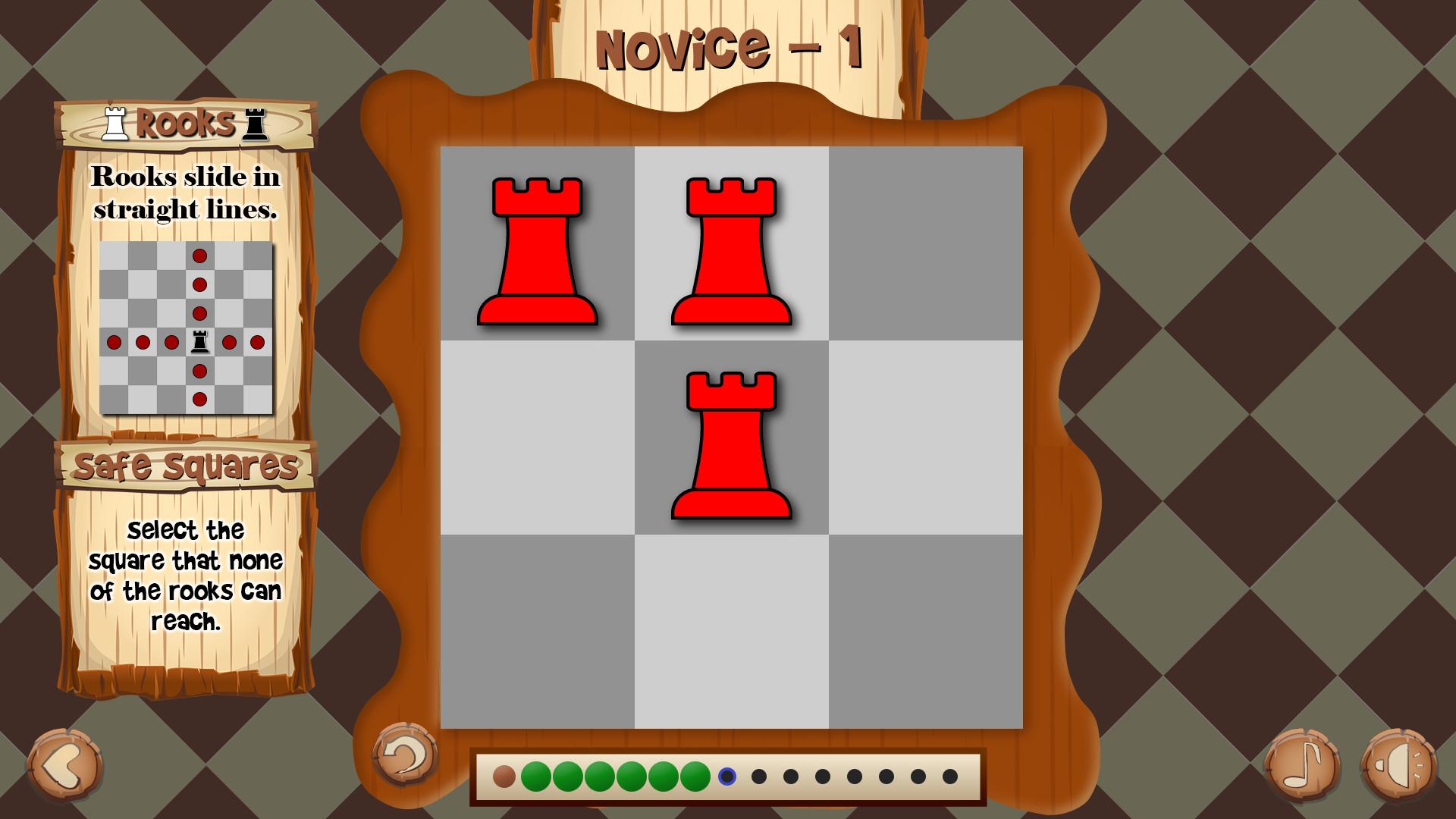 Safe Squares screenshot