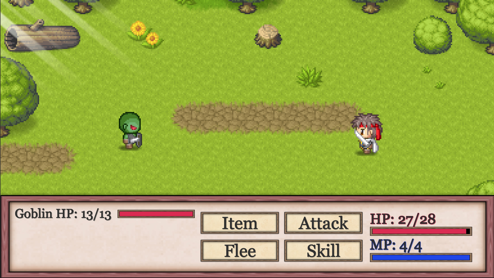 Gael's Quest screenshot