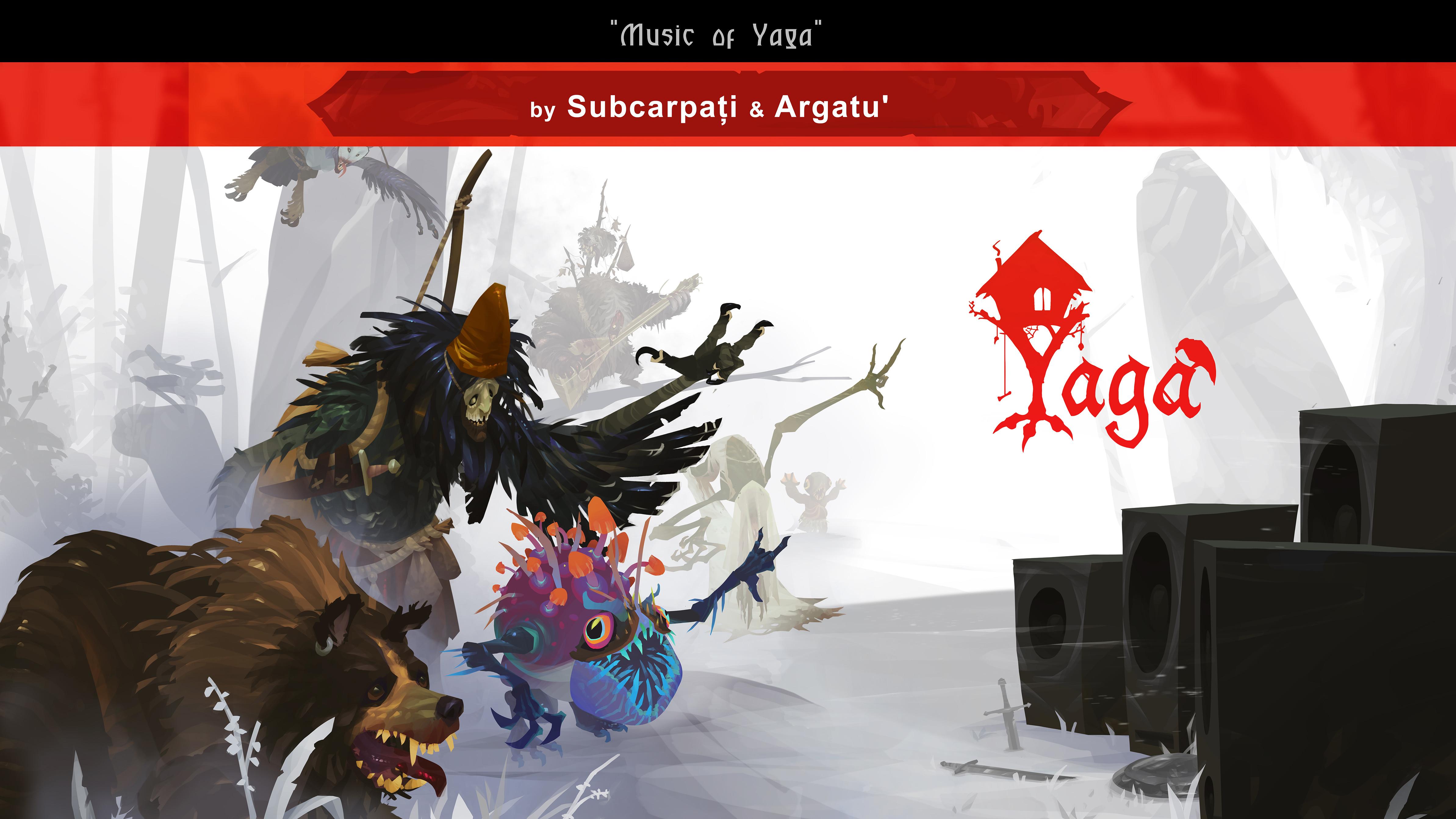 Yaga Soundtrack screenshot