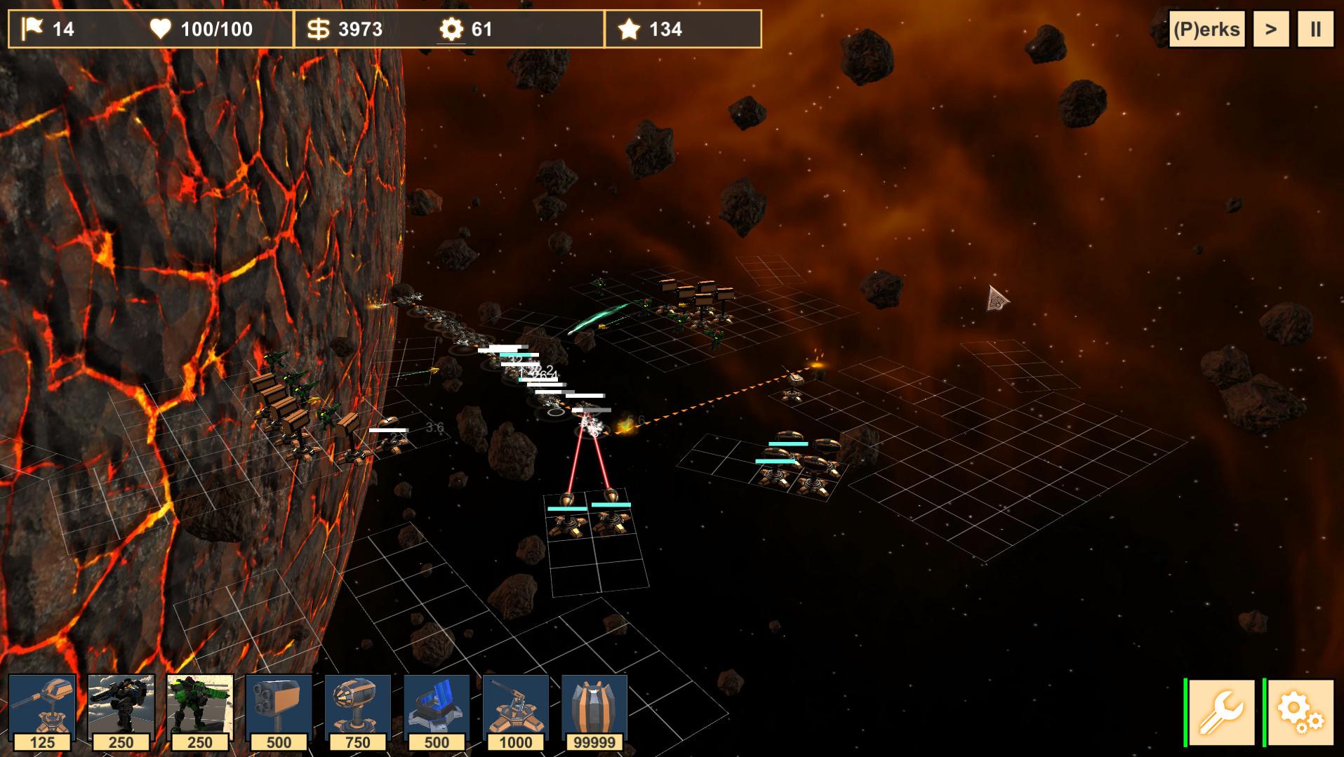 Seditionis: Tower Defense screenshot