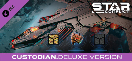 Star Conflict - Custodian (Deluxe edition)